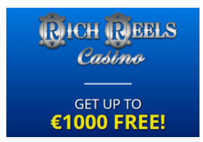 Rich reels casino get up 1000 FREE