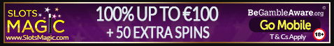 Slots magic infos bonus extra spins