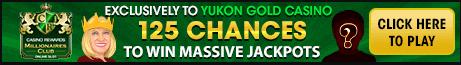 Yukon gold casino win massive jackpots