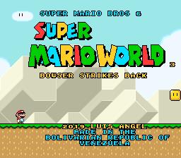 Super Mario World 3 El Hack ROM Innovador Super_10