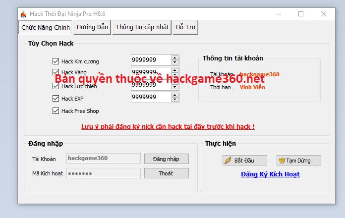 Hack Thời Đại Ninja 2021 Thoida10