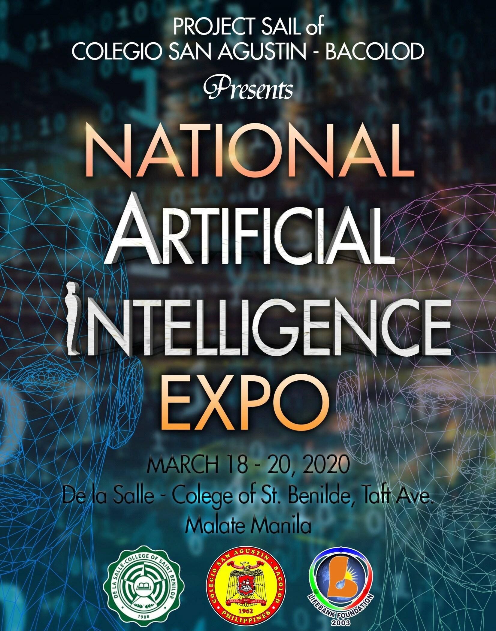 Details on the International Artificial Intelligence Webinar Sail_o10