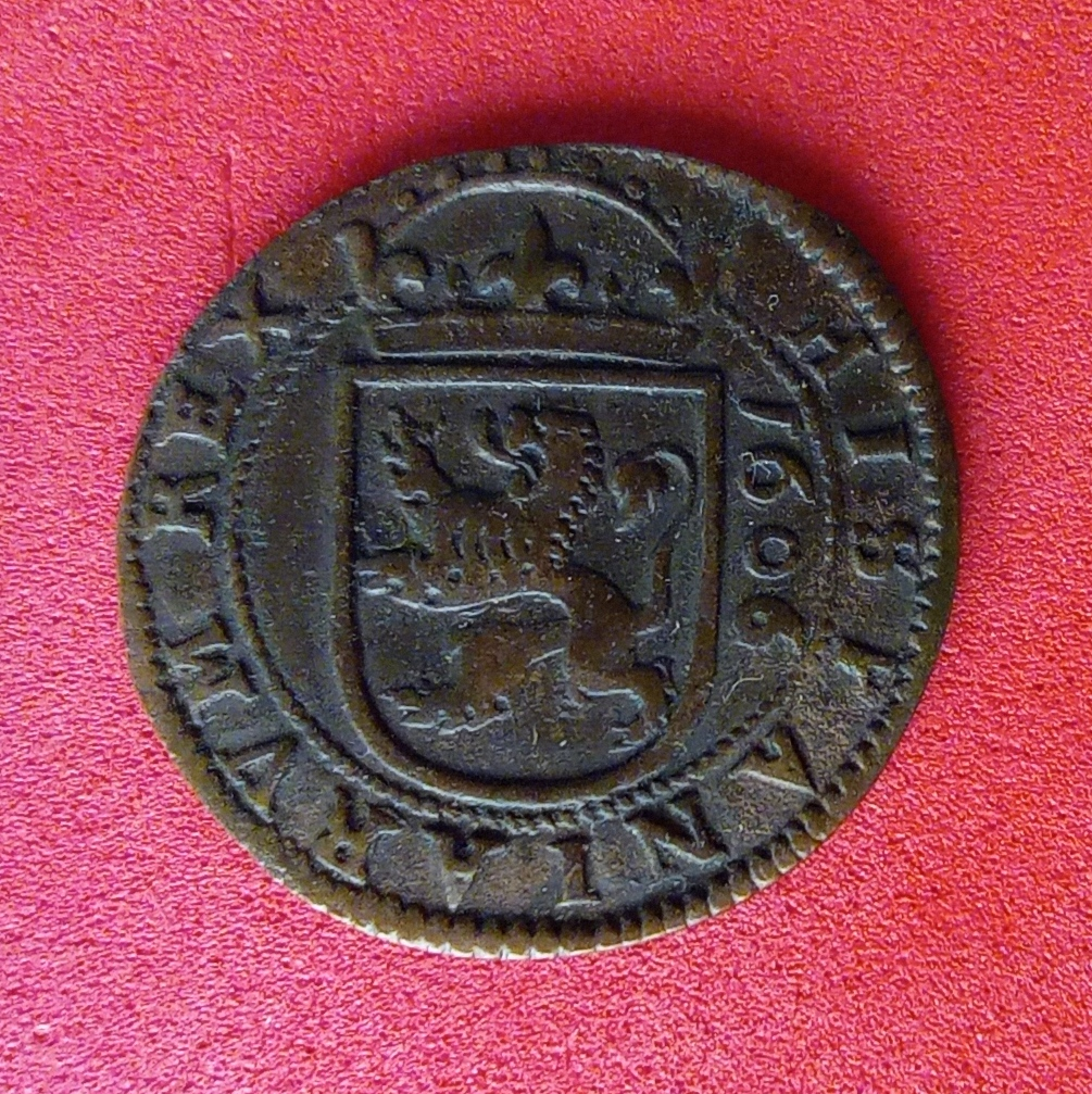 8 Maravedís. Felipe III. 1606. Segovia Img_2010