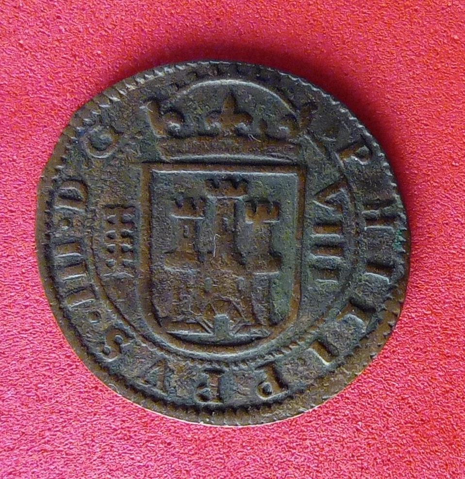 8 Maravedís. Felipe III. 1606. Segovia Img_2012