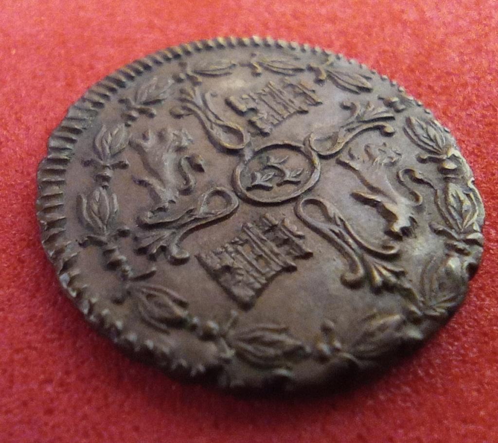 2 Maravedís. 1815. Jubia. Fernando VII.  Img_2042