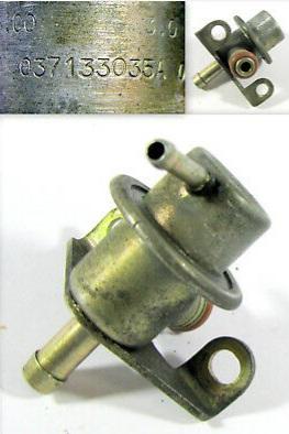 Regulador de presión de combustible de inyección Regula11