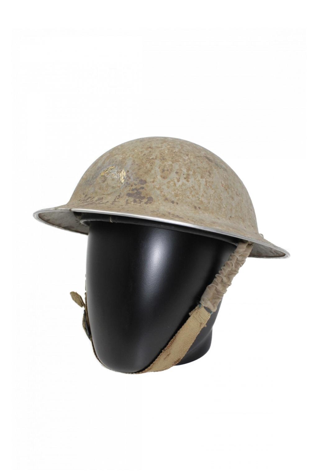 Demande d'infos casque 56th infantry brigade Gloucestershire 27a52410