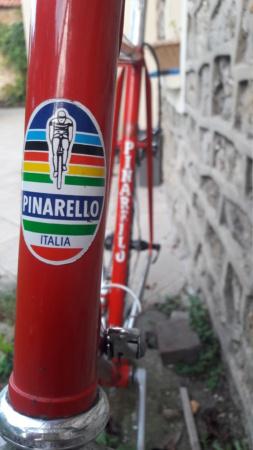Pinarello à identifier: Année et type?  20201017
