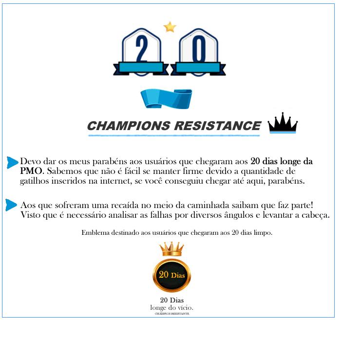® NOFAPSEPTEMBER - CHAMPIONS RESISTANCE! - Página 2 20_dia11