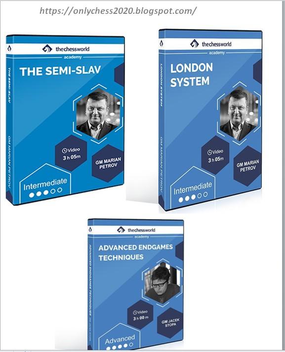 Advanced Endgames Techniques - Stopa /London System /The Semi Screen11