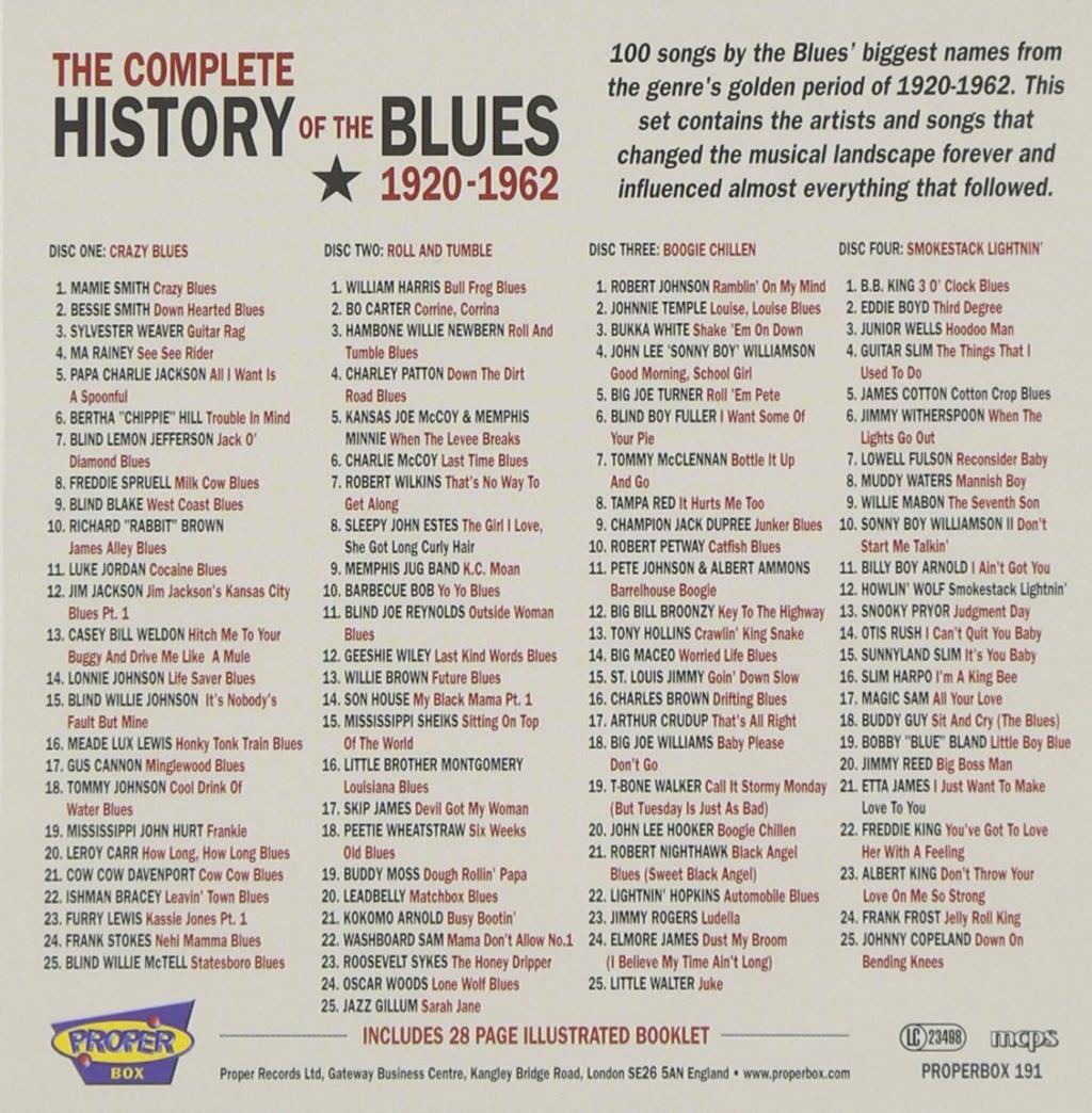 Iniciarse en el vinilo (Regar plana1, Project debut III, Denon DP 300 o Audio Technica Lpx 120 - Página 3 Blues11