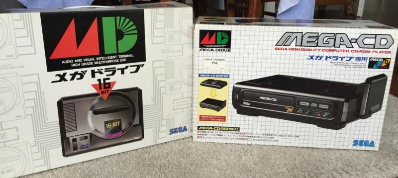 Sega MEGA CD C2373910