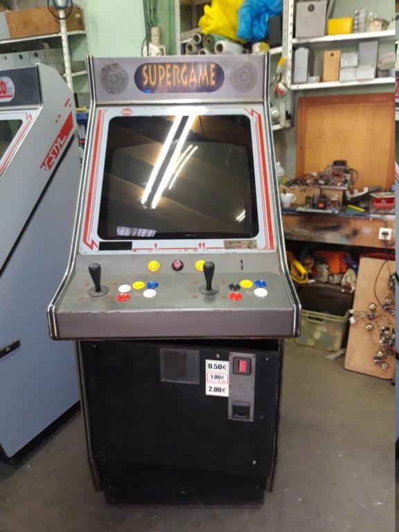 [Vends] N'Styl borne arcade 20210414