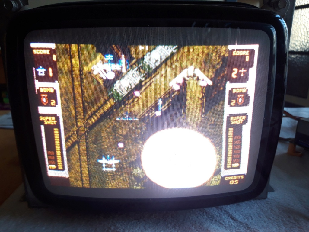 Vends Strikers 1945 Plus Snk Neo Geo Mvs 20210418