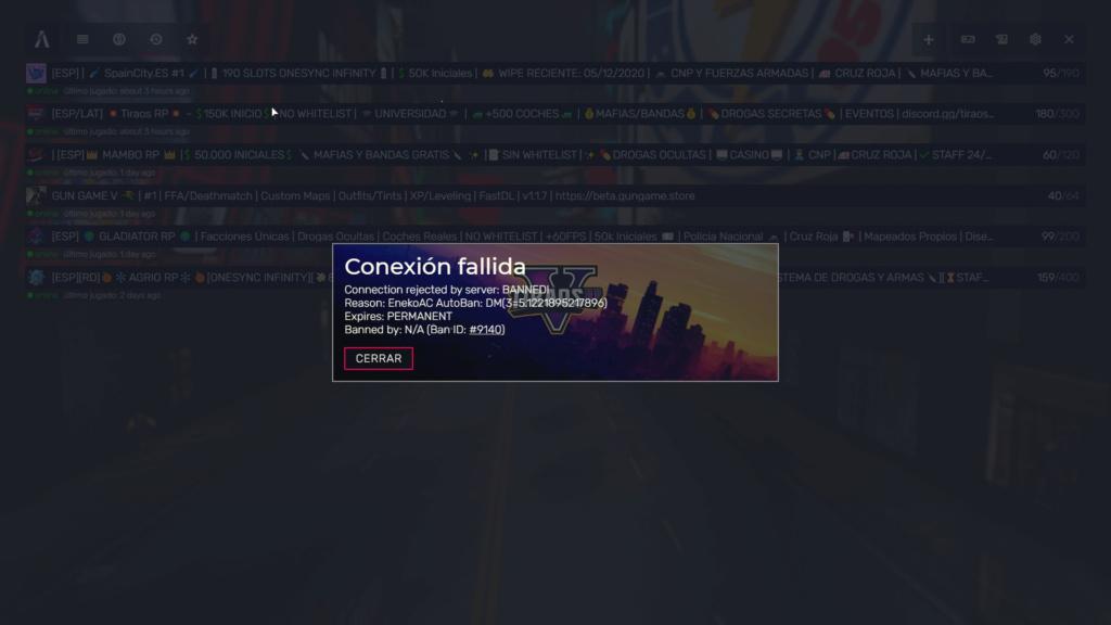 baneado permanente en discord y servidor ( bug ) Captur10