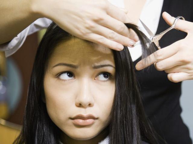 Làm đẹp sau sinh: đẻ xong bao lâu được làm tóc? 1-151810