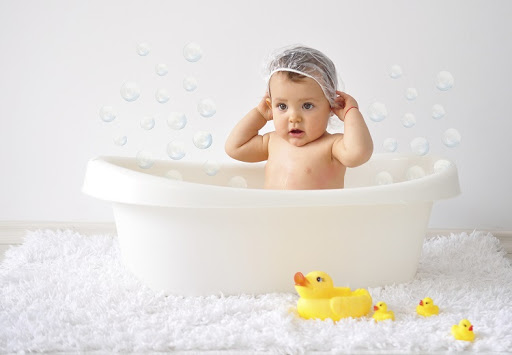 Sử dụng sữa tắm cho bé cần lưu ý điều gì? Unname17