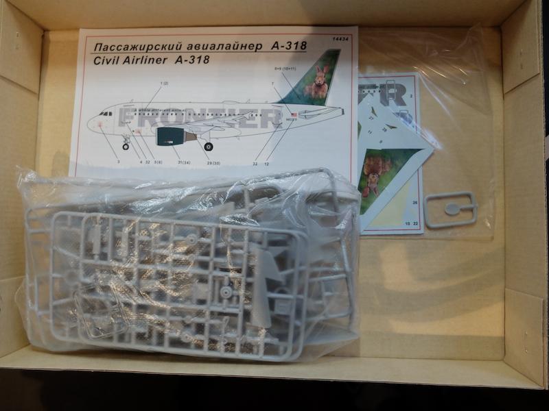 A318 EASTERN EXPRESS 1/144 Frontier 2dscf810