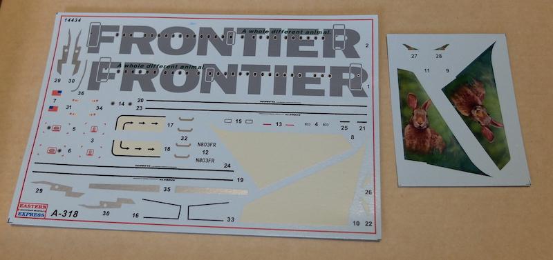 A318 EASTERN EXPRESS 1/144 Frontier 6dscf810