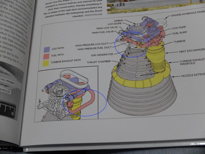 Moteur F1 saturn V Dscf6379