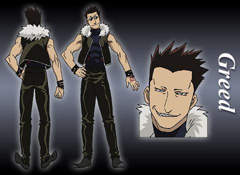 Fullmetal Alchemist Greed_10
