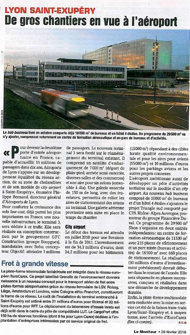 AEROPORT DE LYON - ST EXUPERY - Page 4 Saint_13