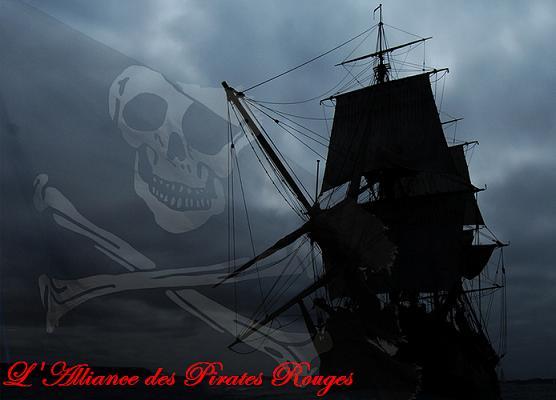 Alliance Des Pirates Rouge