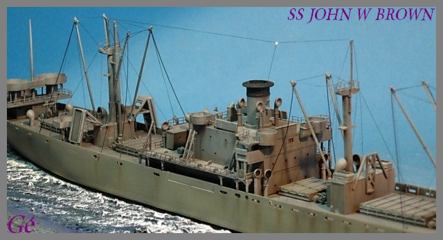 1/350 Trumpeter SS JOHN W BROWN - Page 3 00132