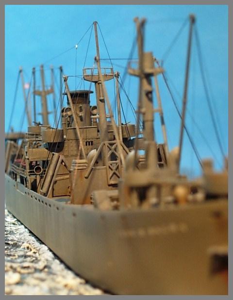 SS JOHN W BROWN  1/350  Trumpeter 00326