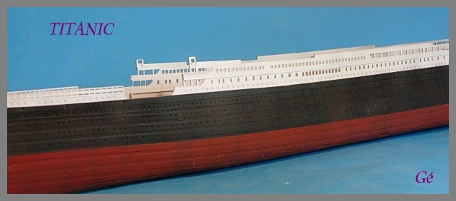 Titanic 1/400 Revell 00327
