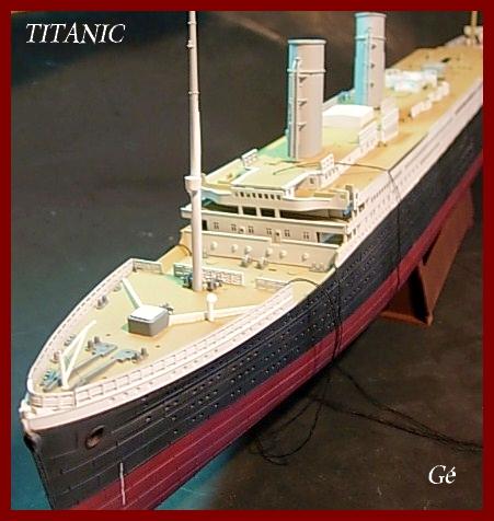 Titanic 1/400 Revell 00335