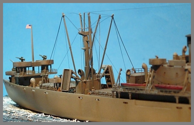 SS JOHN W BROWN  1/350  Trumpeter 00425