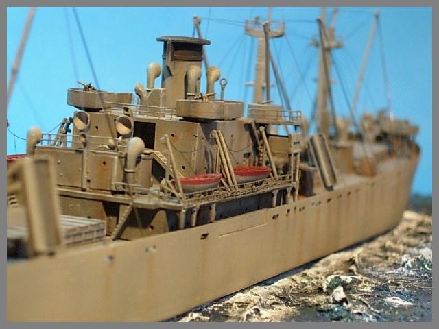 SS JOHN W BROWN  1/350  Trumpeter 00518