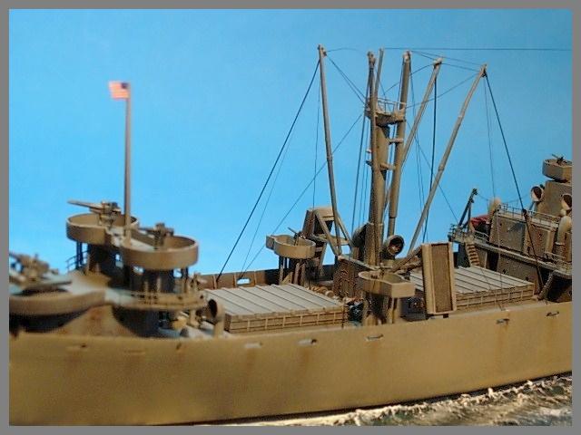 SS JOHN W BROWN  1/350  Trumpeter 00713