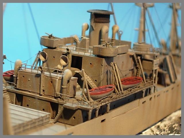 SS JOHN W BROWN  1/350  Trumpeter 00815