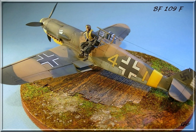 Me BF 109 Von Boremsky 1/48 Dscn0106