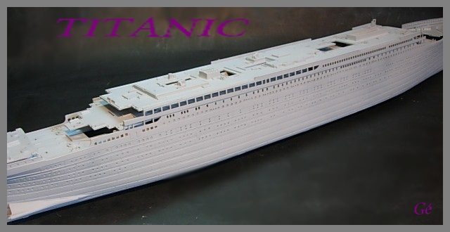 Titanic 1/400 Revell Titani10