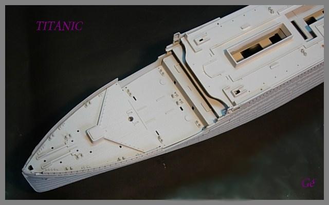 Titanic 1/400 Revell Titani13