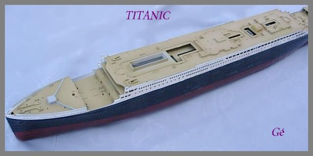 Titanic 1/400 Revell Titani14