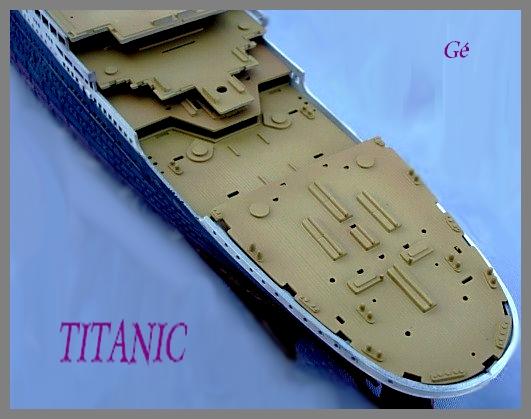 Titanic 1/400 Revell Titani15
