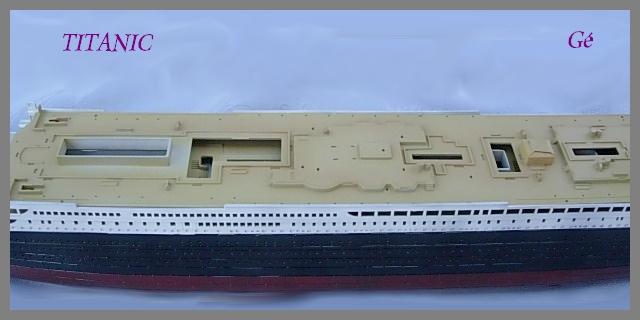 Titanic 1/400 Revell Titani17