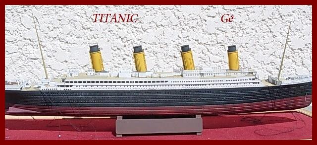 Titanic 1/400 Revell Titani19