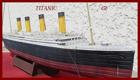 Titanic 1/400 Revell Titani20