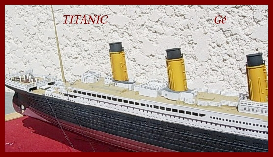 Titanic 1/400 Revell Titani21