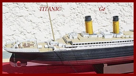 Titanic 1/400 Revell Titani22