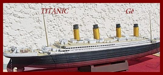 Titanic 1/400 Revell Titani23