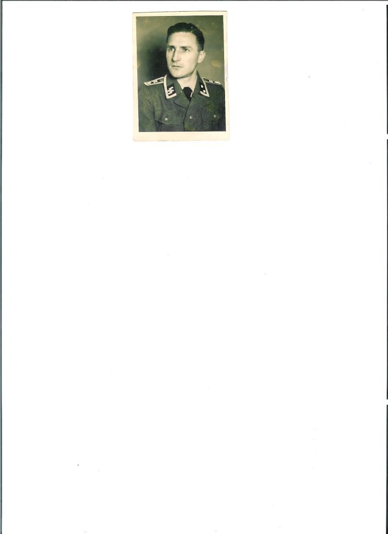 identification uniforme . . . besoin de passionés . . . 4spett10