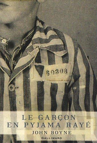 LE GARCON EN PYJAMA RAYE de John Boyne 27623710