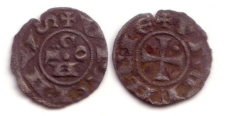 Obole de Guillaume V comte de Forcalquier Forca10