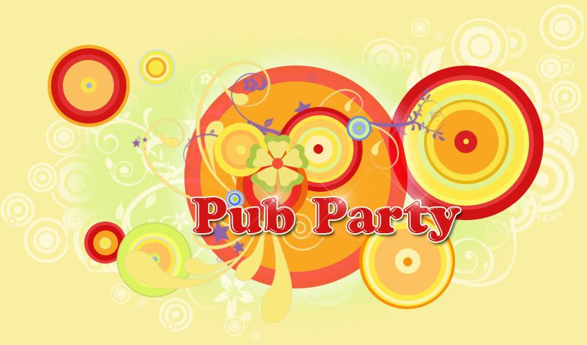 Pub-Party